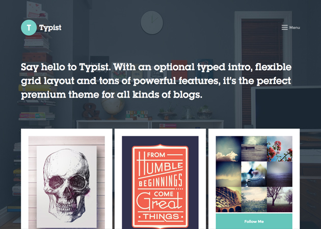 Tumblr Themes – Precrafted